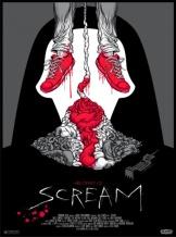 Scream by Alex Pardee