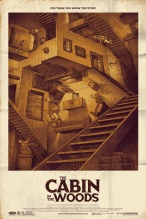 The Cabin in the Woods by Phantom City Creative