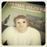 Bought the flatmate googly eyes for Birthday, unfortunately they don't stick.