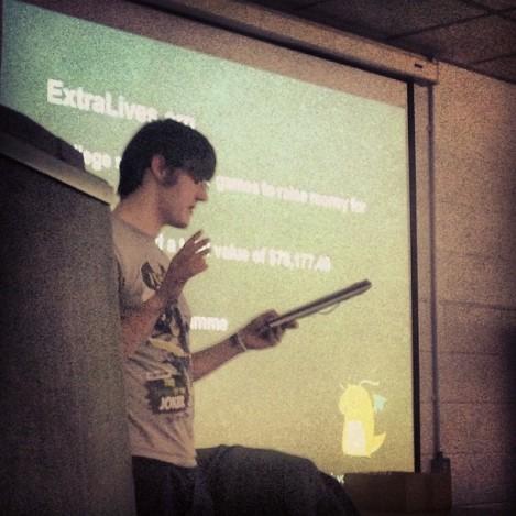 presenting at bloc54
