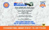 Bellarena Fuels half page