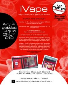 iVape full page APR