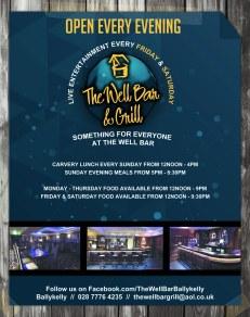 the well bar APR draft